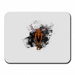 Mouse pad Big elk - PrintSalon