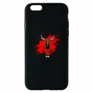 Etui na iPhone 6/6S Big elk