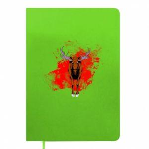 Notepad Big elk