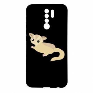 Etui na Xiaomi Redmi 9 Big-eyed animal