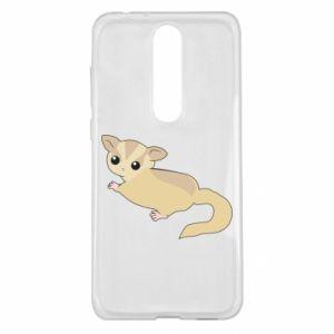 Etui na Nokia 5.1 Plus Big-eyed animal