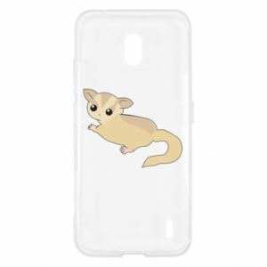 Etui na Nokia 2.2 Big-eyed animal