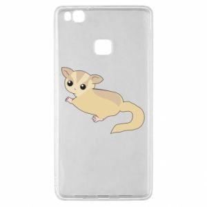 Etui na Huawei P9 Lite Big-eyed animal
