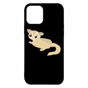 Etui na iPhone 12/12 Pro Big-eyed animal