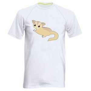 Koszulka sportowa męska Big-eyed animal