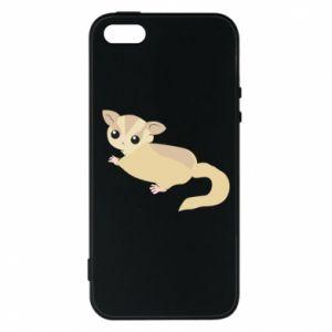Etui na iPhone 5/5S/SE Big-eyed animal