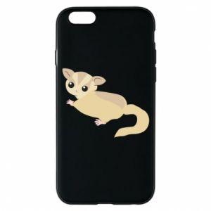 Etui na iPhone 6/6S Big-eyed animal