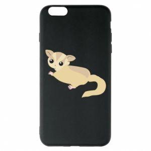 Etui na iPhone 6 Plus/6S Plus Big-eyed animal