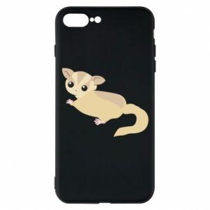Etui do iPhone 7 Plus Big-eyed animal