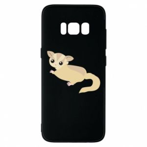 Etui na Samsung S8 Big-eyed animal