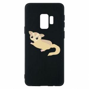 Etui na Samsung S9 Big-eyed animal