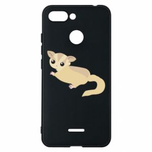 Etui na Xiaomi Redmi 6 Big-eyed animal
