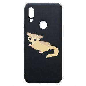 Etui na Xiaomi Redmi 7 Big-eyed animal