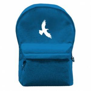 Plecak z przednią kieszenią Big flying eagle