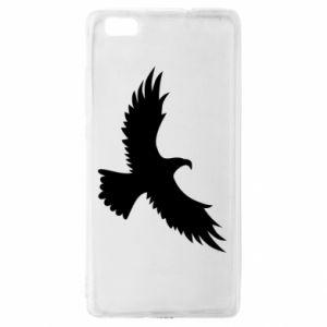 Etui na Huawei P 8 Lite Big flying eagle