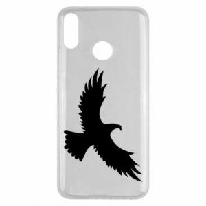 Etui na Huawei Y9 2019 Big flying eagle