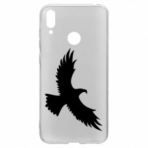 Etui na Huawei Y7 2019 Big flying eagle