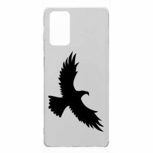 Etui na Samsung Note 20 Big flying eagle