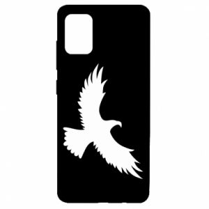 Etui na Samsung A51 Big flying eagle