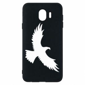 Etui na Samsung J4 Big flying eagle