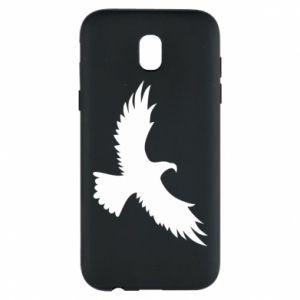 Etui na Samsung J5 2017 Big flying eagle