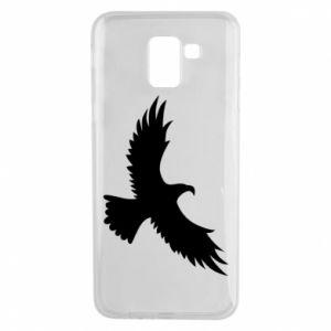 Etui na Samsung J6 Big flying eagle