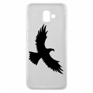 Etui na Samsung J6 Plus 2018 Big flying eagle