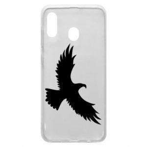 Etui na Samsung A30 Big flying eagle
