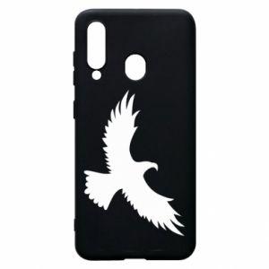 Etui na Samsung A60 Big flying eagle