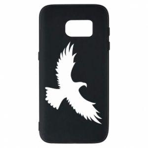 Etui na Samsung S7 Big flying eagle