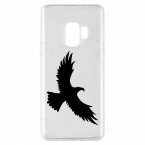 Etui na Samsung S9 Big flying eagle