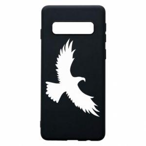 Etui na Samsung S10 Big flying eagle