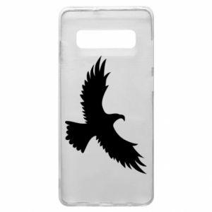 Etui na Samsung S10+ Big flying eagle