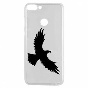 Etui na Huawei P Smart Big flying eagle