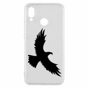 Etui na Huawei P20 Lite Big flying eagle