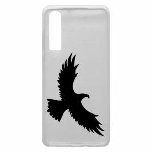 Etui na Huawei P30 Big flying eagle
