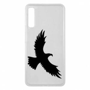 Etui na Samsung A7 2018 Big flying eagle