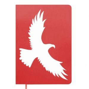 Notes Big flying eagle