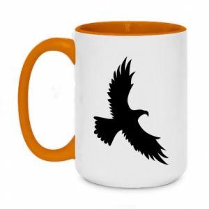 Kubek dwukolorowy 450ml Big flying eagle