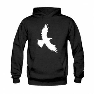 Bluza z kapturem dziecięca Big flying eagle