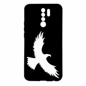 Etui na Xiaomi Redmi 9 Big flying eagle