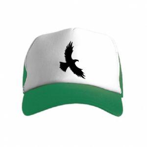 Czapka trucker dziecięca Big flying eagle