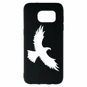 Etui na Samsung S7 EDGE Big flying eagle