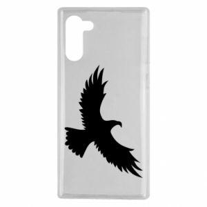 Etui na Samsung Note 10 Big flying eagle