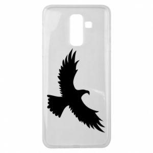 Etui na Samsung J8 2018 Big flying eagle