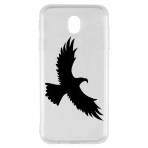 Etui na Samsung J7 2017 Big flying eagle