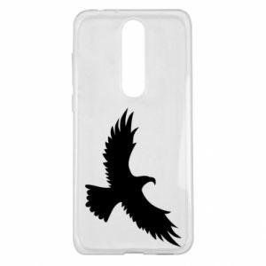 Etui na Nokia 5.1 Plus Big flying eagle