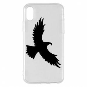 Etui na iPhone X/Xs Big flying eagle