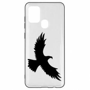 Etui na Samsung A21s Big flying eagle