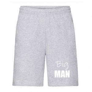 Men's shorts Big man